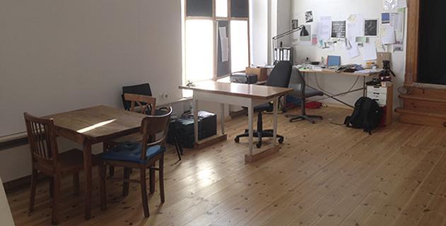 Vorschaubild bright Studio Atelier searching f new subtenant start 06/07 2021